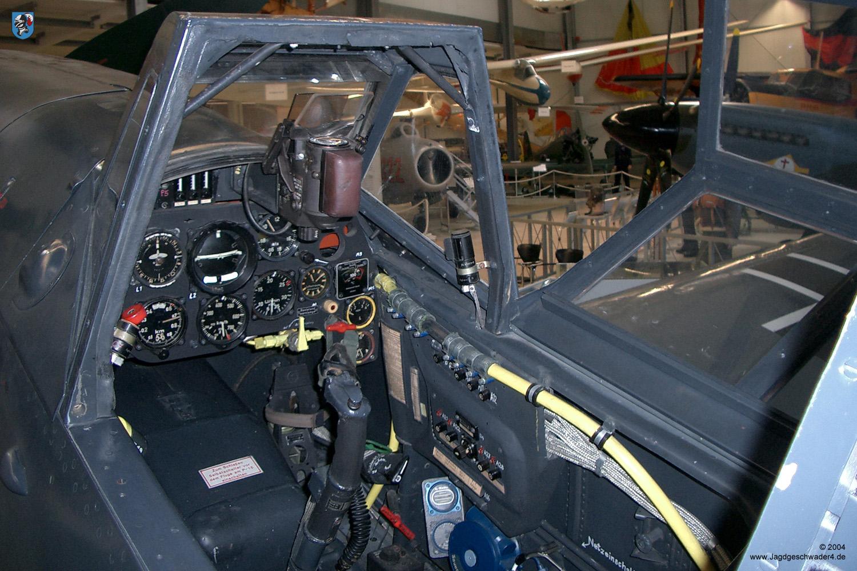 Me 109 Cockpit | www.pixshark.com - Images Galleries With ...