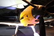 Spinner, Propeller und vordere Haubenteile der Triebwerkverkleidung