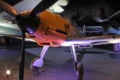 Spinner, Propeller und Triebwerkverkleidung der Messerschmitt Bf 109 E-4