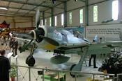 Ansicht der Focke-Wulf Fw 190 A-8