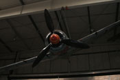 Frontansicht der Focke-Wulf Fw 190 A-8