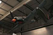 Ansicht der Focke-Wulf Fw 190 A-8 von vorne rechts