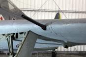 Äußere 20-mm-Flügelkanone