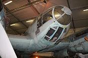 Gläserne Vollsichtkanzel der CASA C-2.111 bzw. Heinkel He 111