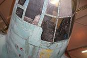 Rumpfunterseite der He 111 mit Außenbordanschlüssen