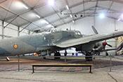 Ansicht der CASA C-2.111 bzw. Heinkel He 111 H-16 von hinten rechts
