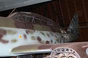 Vergrößerter Windschutzaufbau des Schulflugzeuges