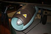 Rechtes Triebwerk Junkers Jumo 004B-1