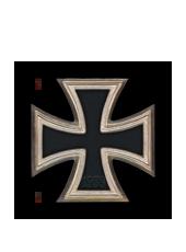 Eiserne Kreuz 1. Klasse (Verleihung nach zehn Luftsiegen)