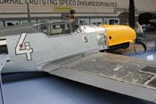 Obere Beplankung des rechten Flügels in originaler Farbgebung
