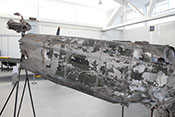 Rumpfseite der Messerschmitt Bf 109 E-3a 'L-61'