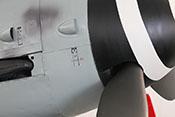Lufthutze zur Kerzenbelüftung in der oberen und Hebelverschluß zur Befestigung der unteren Ringölbehälterverkleidung
