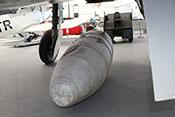 300-Liter-Abwurftank der deutschen Jagdflugzeuge