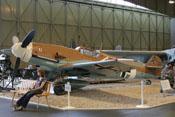 Ansicht der Messerschmitt Bf 109 G-2 'WNr. 10575'
