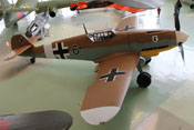 Profil der Messerschmitt Bf 109 G-2 'WNr. 10639'