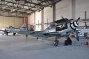Messerschmitt Bf 109 G-4 mit geöffnetem oberen Haubenteil