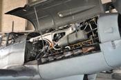 Rechter Biegungsträger des Triebwerksgerüstes für den Flugmotor DB 605