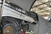 Lader und Motorträger des DB 605