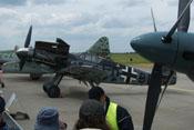 Messerschmitt Bf 109 G-6 FM+BB auf der Internationalen Luftfahrtausstellung 2006 in Berlin