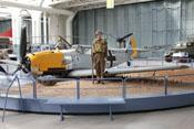 Messerschmitt Bf 109 E-3 'WNr 1190' des Imperial War Museums in Duxford
