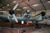 CASA C.2-111D - spanischer Lizenzbau der He 111 - im Luft- und Raumfahrtmuseum Paris/Le Bourget