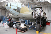 CASA C.2-111B - spanischer Lizenzbau der He 111 H-6 - im Imperial War Museum in Duxford