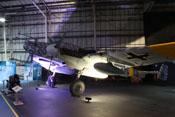Nachtjäger Messerschmitt Bf 110 G-4 im Royal-Airforce-Museum in London-Hendon