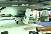 Heinkel He 162 'Volksjäger' im Royal-Airforce-Museum in London-Hendon