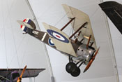 Sopwith F.1 'Camel' im RAF-Museum London-Hendon