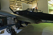 Ansicht der Ju 87 G-2 von links