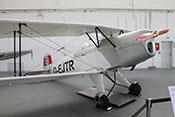 """Bücker Bü-131 J """"Jungmann"""" D-EJTR"""