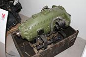 4-Zylinder-Reihenmotor Hirth HM 504 A-2 der Bücker Bü-131 B