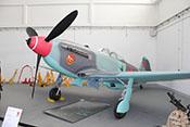 """Die einzige erhaltene Jakowlew Jak 9 UM """"D-FAFA"""" - Baujahr 1943"""
