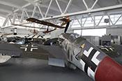 Jagdflugzeug Messerschmitt Bf 109/G-14 (Replika)