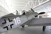 Jagdflugzeug Focke-Wulf Fw 190/D-9 (Replika)