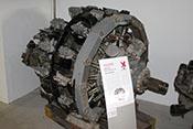 Sowjetischer 14-Zylinder-Doppelsternmotor Schwezow ASch-82 von 1941 mit 41,8 Litern Hubraum und 1.700 PS Startleistung