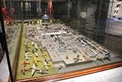 Die ehemalige Deutsche Luftfahrtsammlung in Berlin als Modell