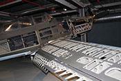 Flügelstruktur der Arado Ar 96 B-1