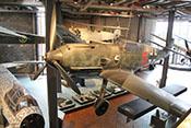 Jagdflugzeug Messerschmitt Bf 109 E-4 WNr. 1407
