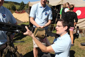 Dui am Fliegerabwehr-MG42