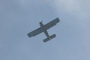 Antonow An-2 beim ersten Überflug