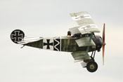 Fokker Dr.I Dreidecker 403-17 G-CDXR