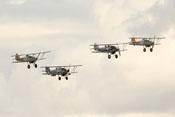 Hawker Nimrod MK1, Hawker Nimrod MK2, Hawker Demon und Hawker Hind