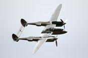 Lockheed P-38 'Lightning' der Flying Bulls (Gabelschwanzteufel)