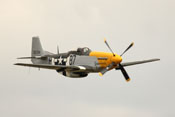 North American P-51 'Mustang' - Ferocious Frankie - B7-H