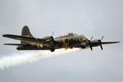 Boeing B-17 Bomber 'Sally B'