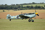 Hispano Buchon HA-1112 M1L Gelbe-10 Start