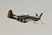 North American P-51 'Mustang' CY-D - Miss Velma -