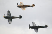 Hispano Buchon Keilformation