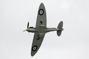 Supermarine Spitfire LF Mk1a G-AIST JZ-E